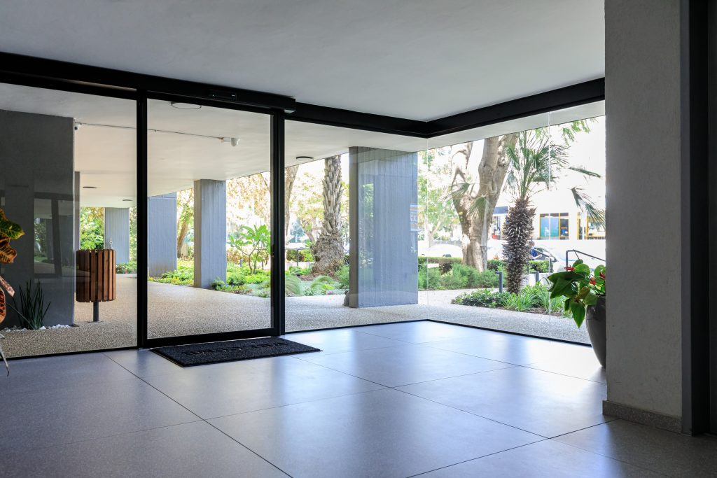 Residential Building and Lobby 01 - Lital Ophir